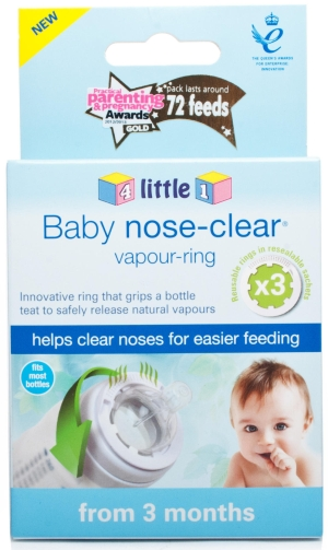BabyNoseClearVapourRing