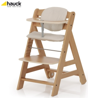 Hauck Beta Natural High Chair