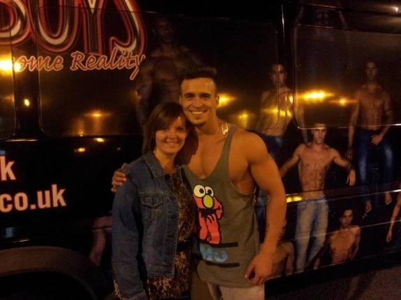 dreamboys with pamela