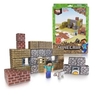 MinecraftPaperCraftShelterPack