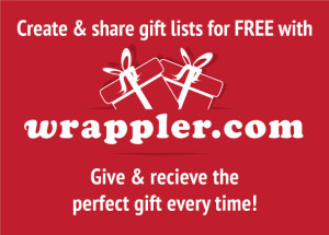 Wrappler – Gift Lists Made Easy