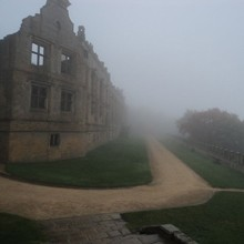 Bolsover castle – Ghost Tours