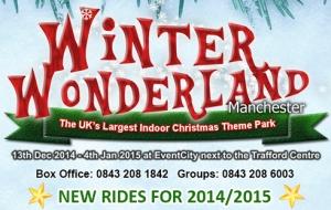 WinterWonderlandManchester