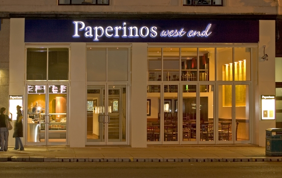 PaperinosNight
