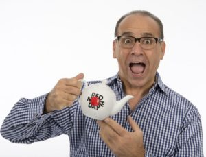Join Theo Paphitis Today – Red Nose Day