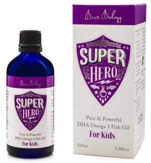 SuperHeroDNA