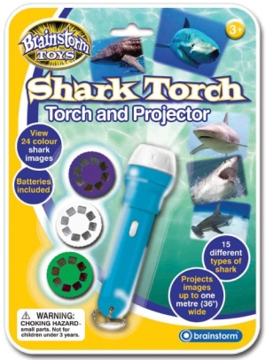 SharkTorchProjector