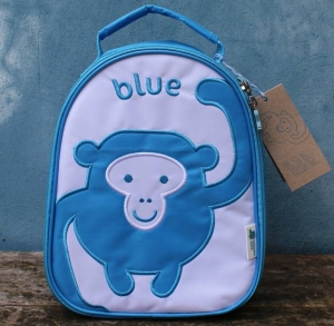 BlueMonkeyLunchbag