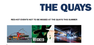 The Quays – Summer events