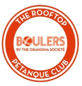 PLAY WITH OUR BOULES THIS SUMMER BOULERS: ROOF-TOP PÉTANQUE BY ORANGINA