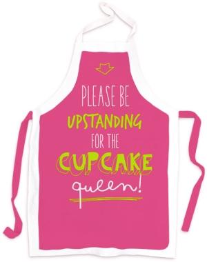 CupcakeQueenApron