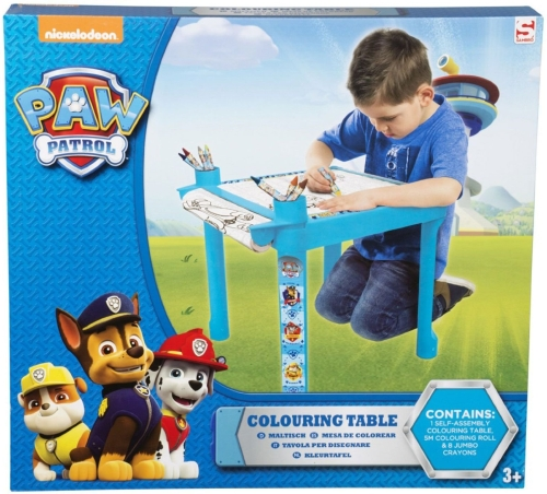 PawPatrolColouringTable1
