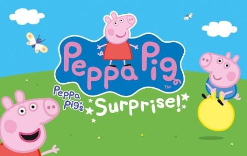 PeppaPigsSurprise