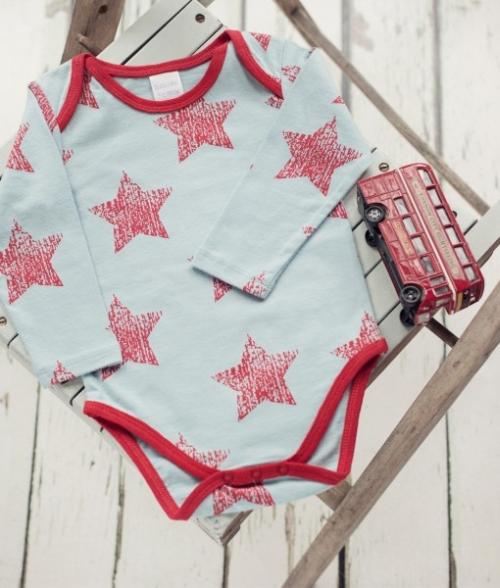 BodysuitBlueStar