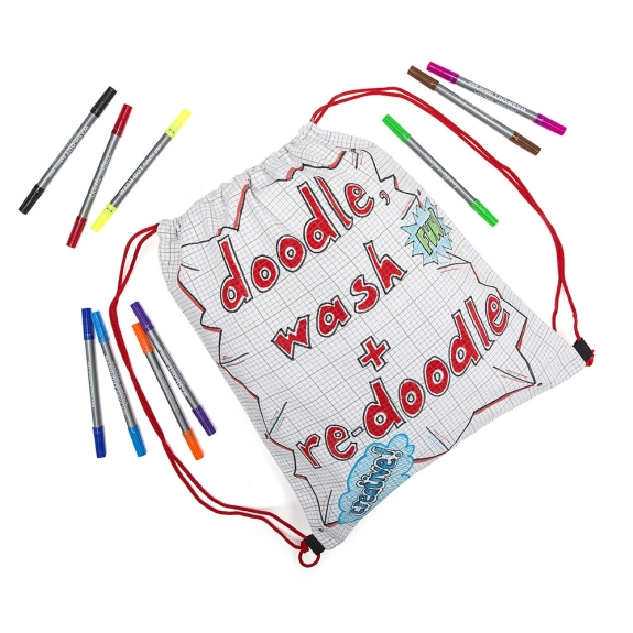 DoodleBackpack