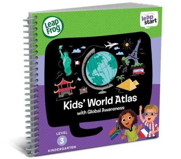 KidsWorldAtlas