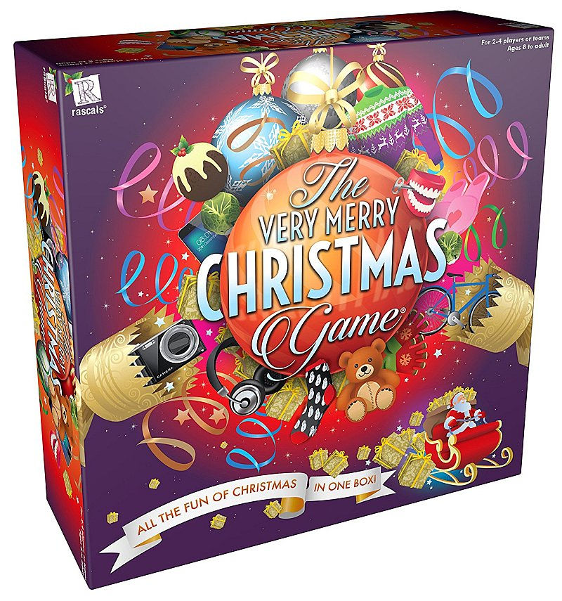 reviewed by david savage - Merry Christmas Games