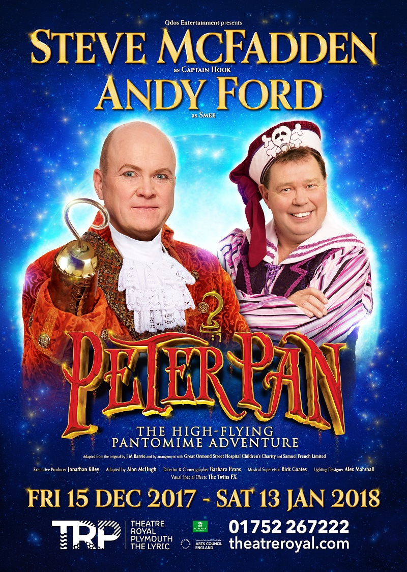 peter pan at the theatre royal plymouth review whats