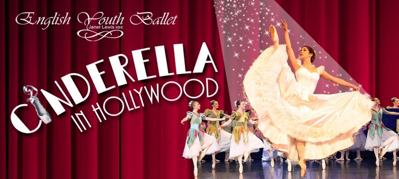 Cinderella in Hollywood at The Hawth Crawley Review