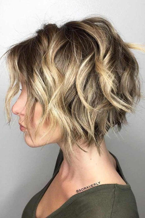 10 Ridiculously Cute Layered Bob Haircuts For 2019 Glaminati