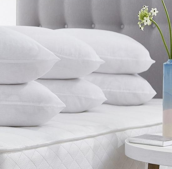 silentnight bounceback pillows review what 39 s good to do. Black Bedroom Furniture Sets. Home Design Ideas